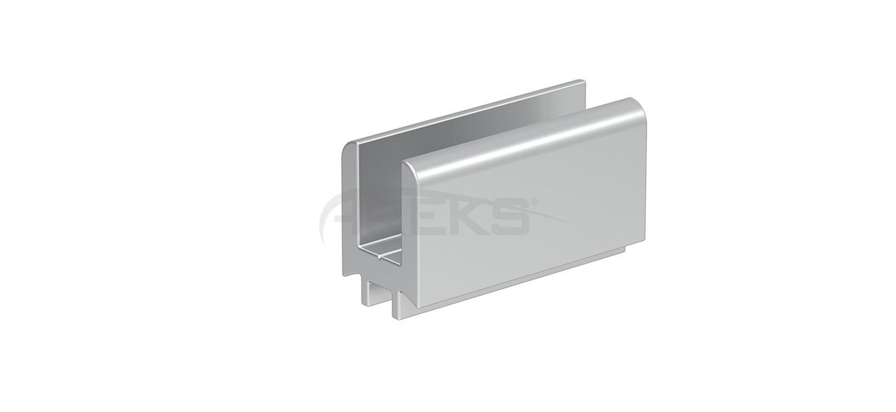 Dikmeye_Gore_Cam_Tutamagi Aluminium railing Aluminium fence Aluminium glass railing