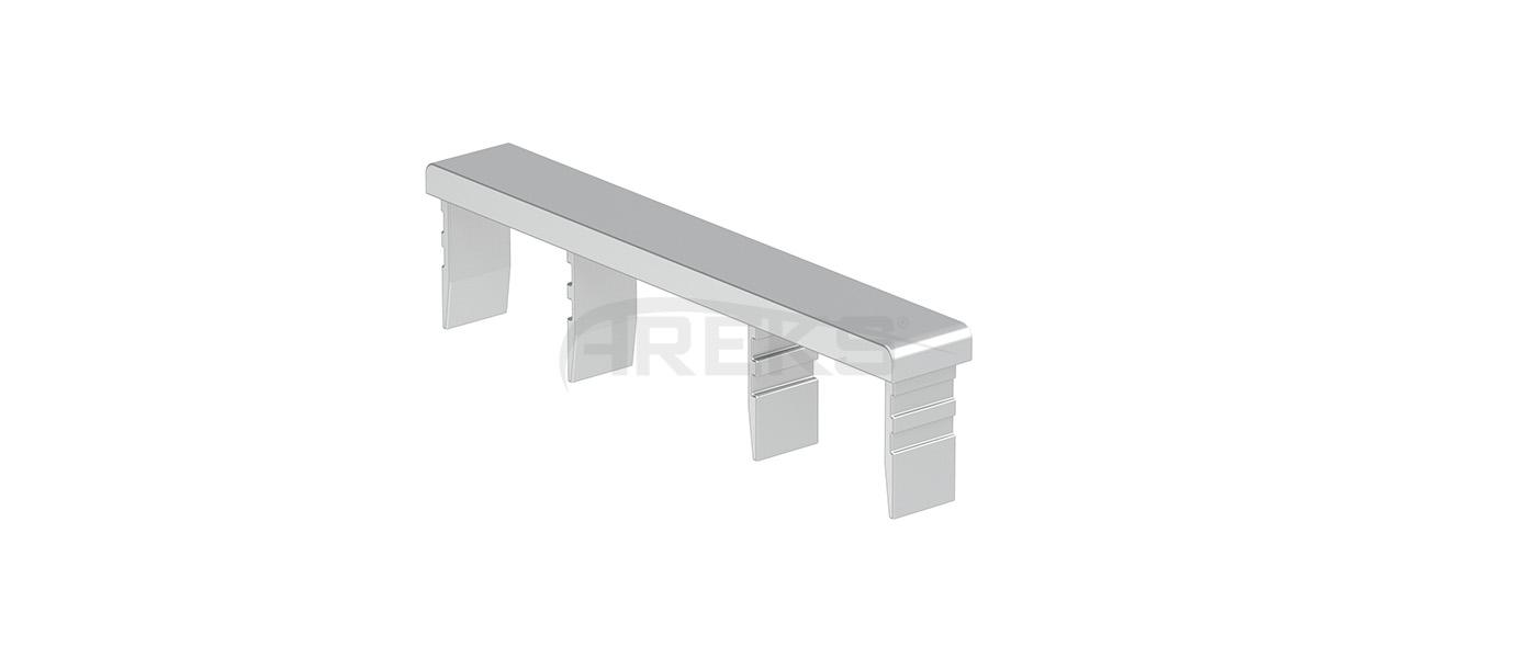 14x100_Tapa Aluminium railing Aluminium fence Aluminium glass railing