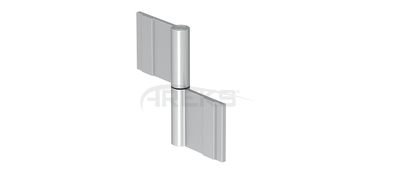 Kapi_Mentesesi Aluminium railing Aluminium fence Aluminium glass railing