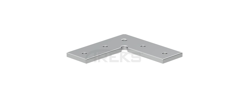 25x60_30X80_Kose_Baglanti_Takimi Aluminium railing Aluminium fence Aluminium glass railing