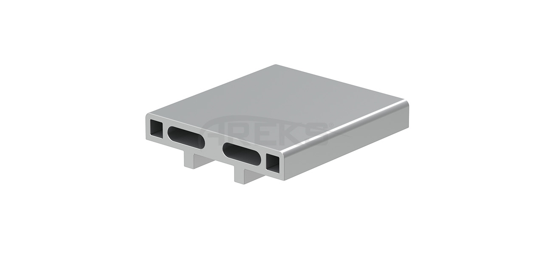 25x60_Kare_Boru_Baglanti_Takozu Aluminium railing Aluminium fence Aluminium glass railing