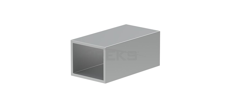 40x40_Duvar_Ara_Baglantisi Aluminium railing Aluminium fence Aluminium glass railing