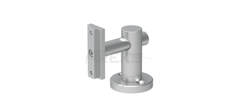 25x60_30x80_Duvar_Yandan_T_Baglanti_Takimi Aluminium railing Aluminium fence Aluminium glass railing