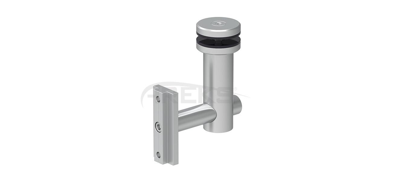 25X60_30X80_Cam_Spider_Baglanti_Mafsal_Takimi Aluminium railing Aluminium fence Aluminium glass railing